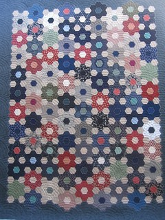 Japanese Flower Garden Quilt | by QOB