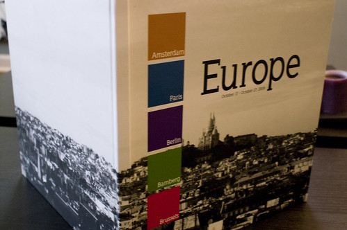 Europe Blurb Book | by jrcraft