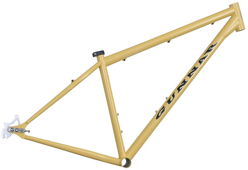Ruffian frame | by Gunnar Cycles
