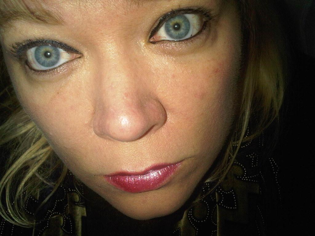 true blue hypnotic eyes anna neilssen flickr