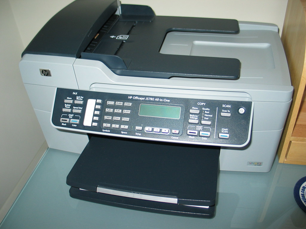 hp officejet j5780 all in one see craigslist washington dc flickr. Black Bedroom Furniture Sets. Home Design Ideas