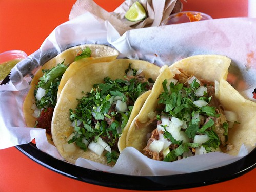 Tacos by The DLC on Flickr