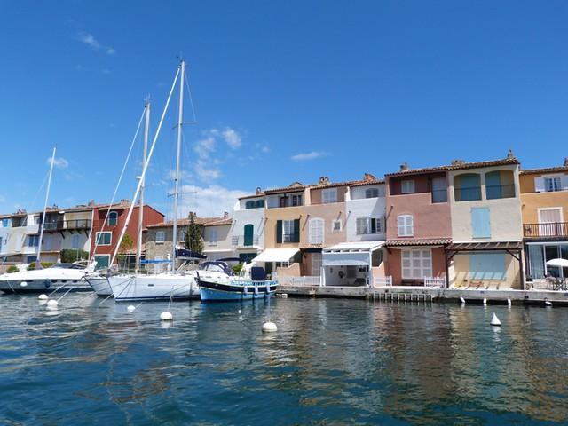 Port Grimaud (Costa Azul, Francia)