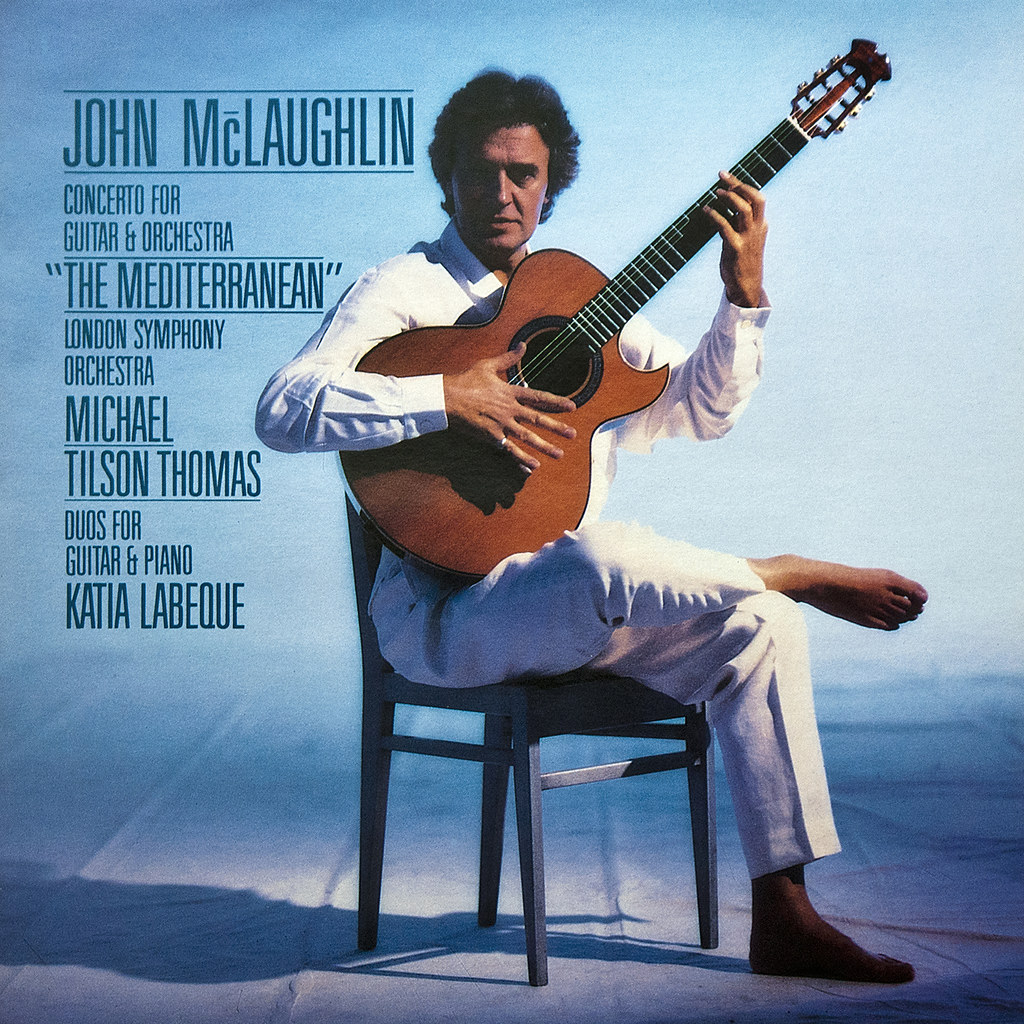 "John McLaughlin - Concerto For Guitar & Orchestra ""The Mediterranean"""