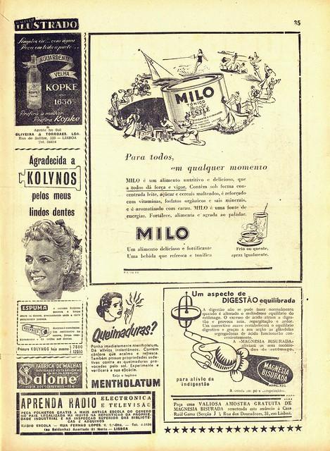 Século Ilustrado, No. 915, July 16 1955 - 26