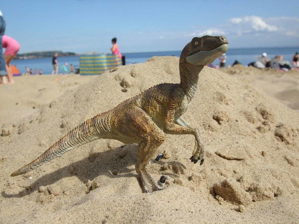 Pet Dinosaur | Mr. Evil Cheese Scientist | Flickr Dinosaurs