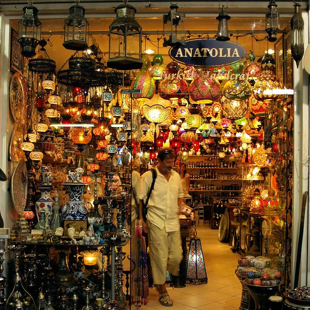 Shop In Bodrum Turkey  Atli Hararson  Flickr-4525