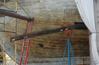 Charles W. Morgan Restoration | by Mystic Seaport