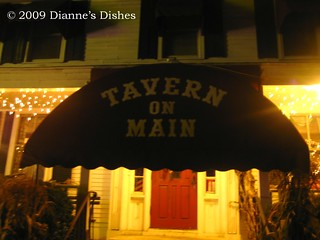 Tavern on Main Chepachet, RI | by Dianne's Dishes