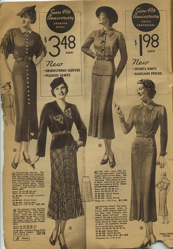 Sears Women S Clothing Catalog