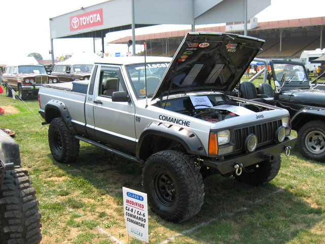 Jeep Comanche Pickup Truck Mj Pa Jeeps All Breeds Jeep