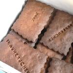 Braune Kuchen nach Konditormeister Andersen