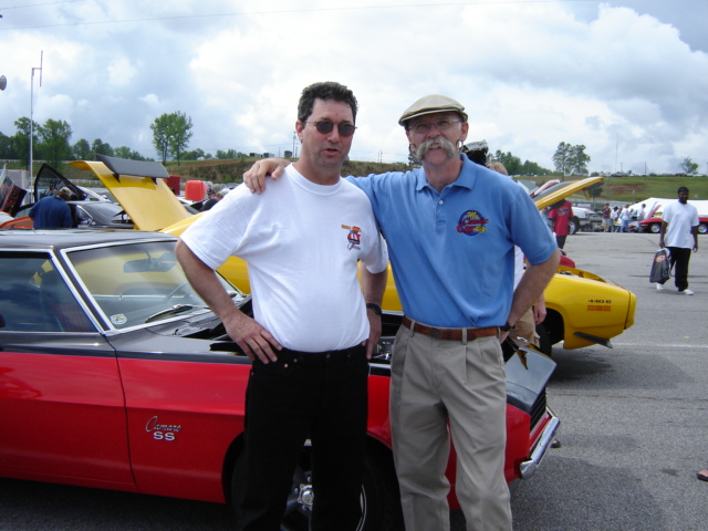 Me And My Classic Car Guy Steve Moore Flickr - Classic car guy