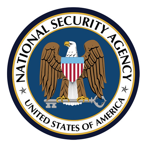 National Security Agency Seal | by DonkeyHotey