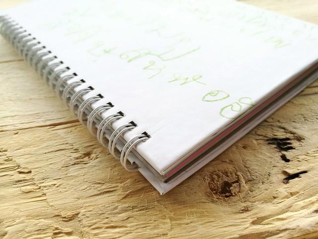 ทำปกสมุด