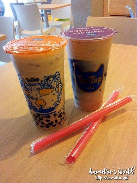 TeaTap Cafe