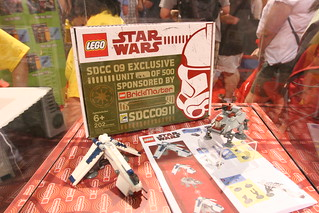 SDCC 2009 LEGO Brickmaster Exclusive - 5 | by fbtb