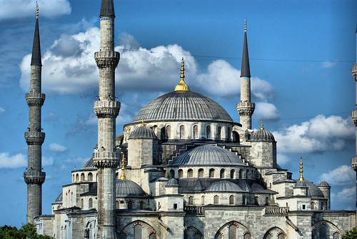Blue Mosque | by David Spender
