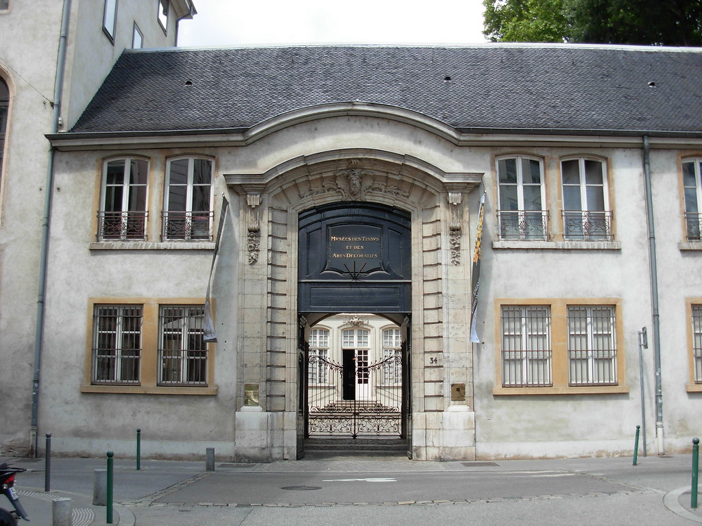 Musee Des Tissus Et Des Arts Decoratifs Lyon