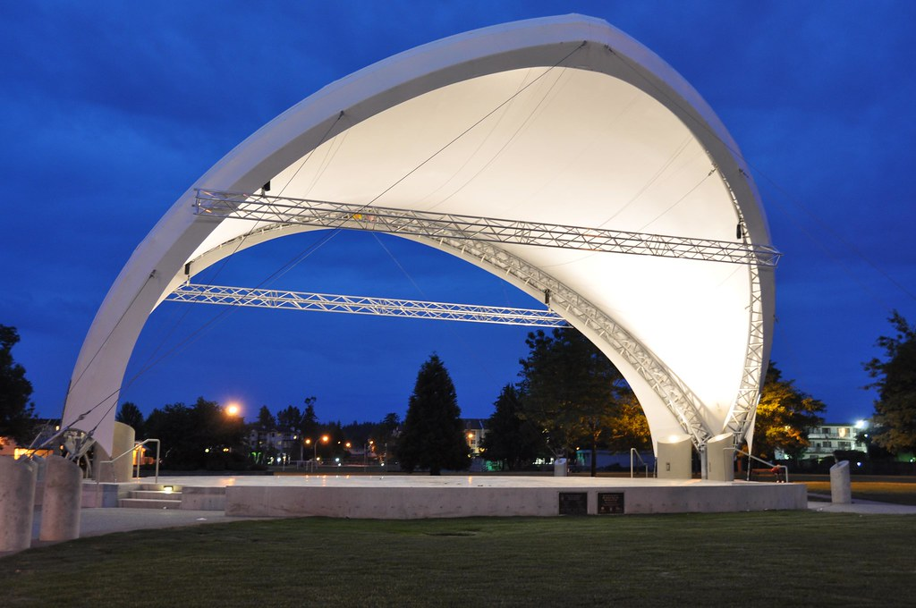 Saddlespan Tent In Langley Bc This Custom S5000 High