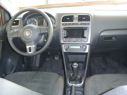 2010 new vw polo the dashboard tableau de bord de la nouv flickr. Black Bedroom Furniture Sets. Home Design Ideas
