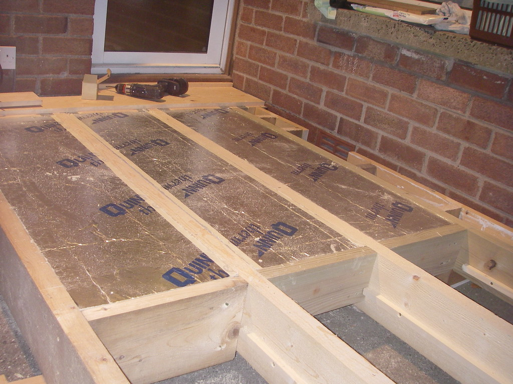 Floor Insulation 4 Quot Insulation For Sub Floor May Put