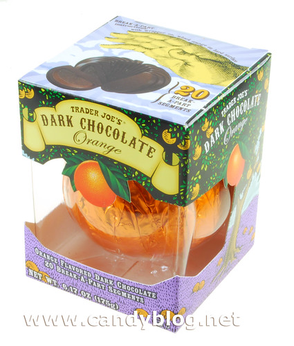 Trader Joe's Dark Chocolate Orange | by cybele-
