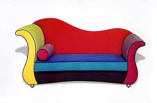 colorful sofa | photo courtesy of www.artfurnitureontheweb.c