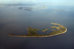 Seahorse Key with George T. Lewis Airport, Cedar Key, and Atsena Otie | by MickiP65