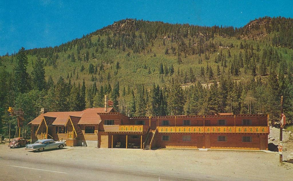Berthoud Falls Inn and Ski Lodge - Georgetown, Colorado