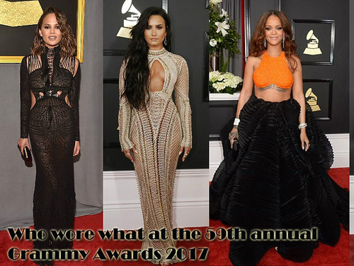 Who-wore-what-at-the-Grammy-Awards