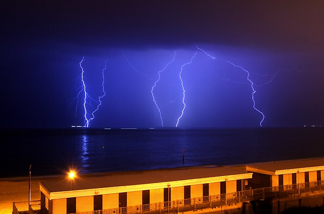 by Stu Meech Thunderbolt and Lightning! | by Stu Meech & Thunderbolt and Lightning! | Very very frightening me! Actuau2026 | Flickr