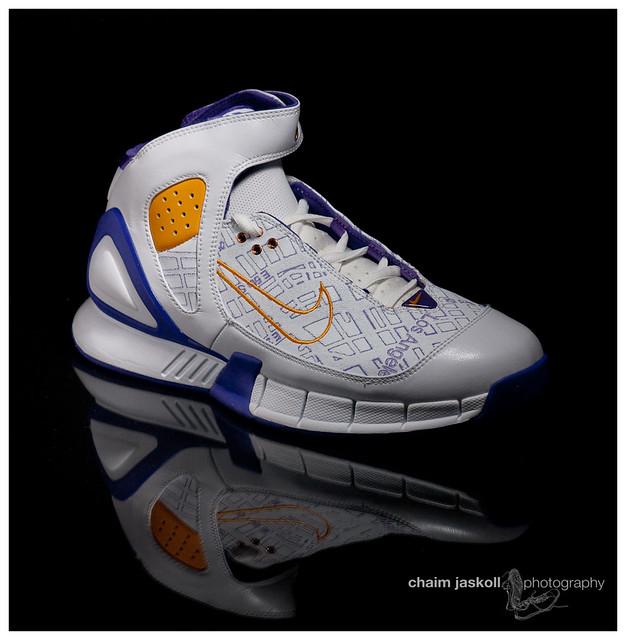 Nike Shoes Paper Model