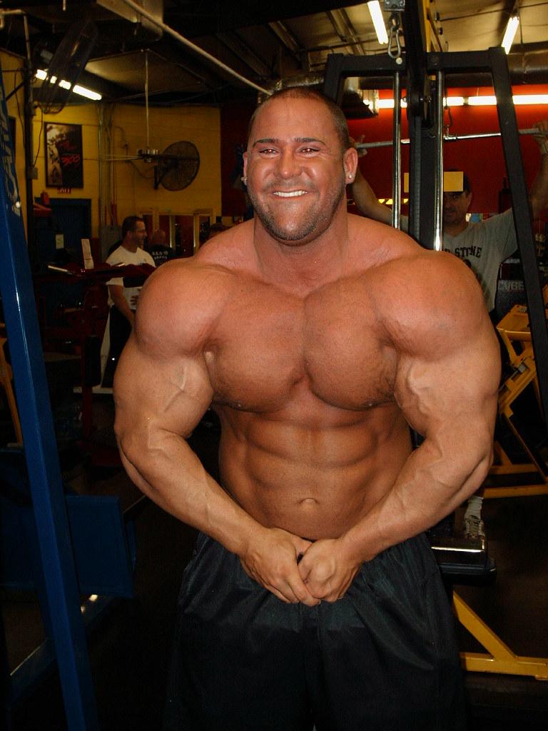 Massive Muscle Men | Flickr