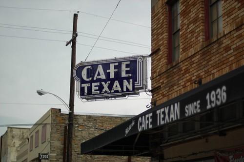 Cafe Texan Huntsville Tx Hours