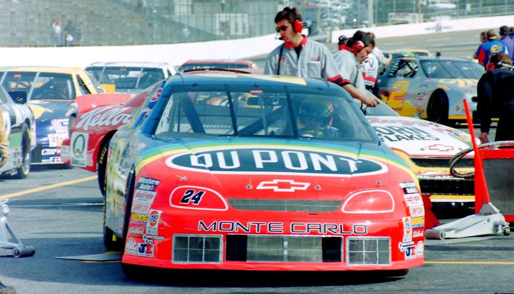 Jeff Gordon Pictures >> Jeff Gordon 1997: NASCAR Photography By Darryl Moran | Flickr