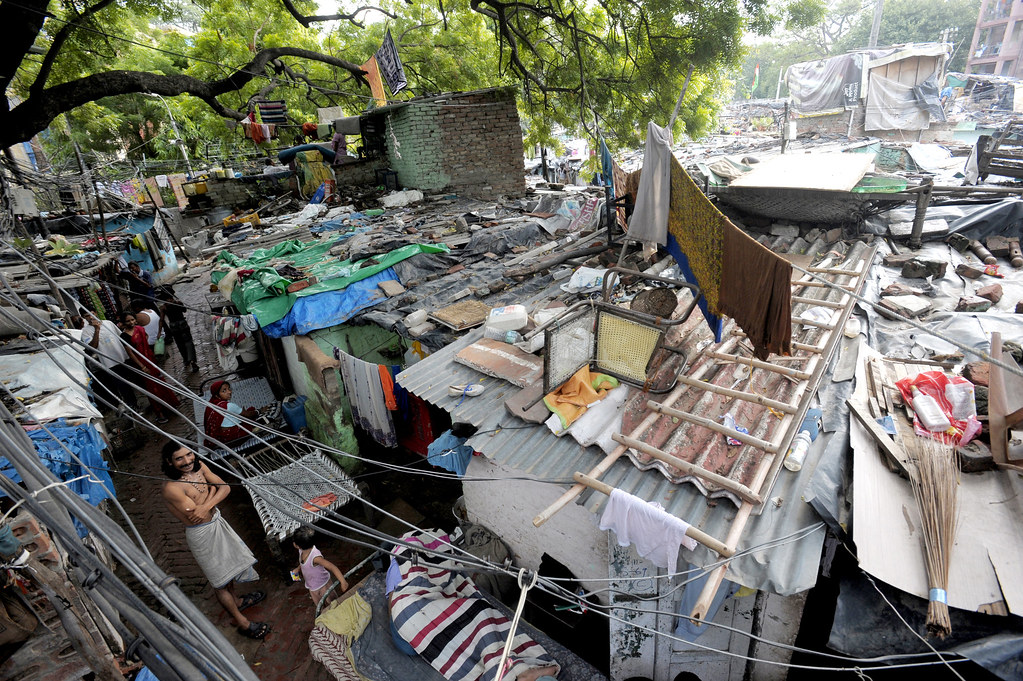 Get Free Credit Report >> Kali Bari Marg, New Delhi, India   This is JJ Camp, a large …   Flickr