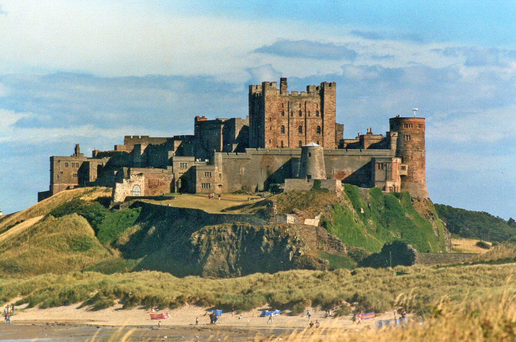 bamburgh castle - photo #3