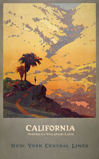 California, America's vacation land, travel poster, ca. 1925 | by trialsanderrors