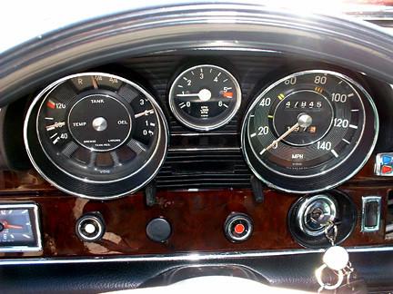 1970 Mercedes Benz 300 Sel 6 3 1970 Mercedes Benz 300