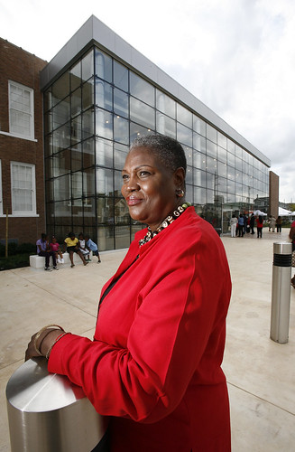 Dr. Rhea Brown Lawson & The African American Library at the Gregory School | by Houston Public Library