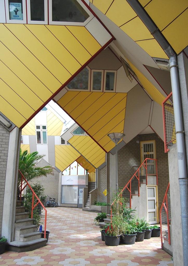 Rotterdam, Cube Houses #10