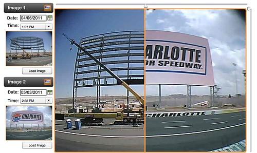 Cellular Construction Camera Job Site Camer Charlotte Moto