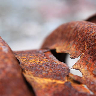 Cracked and Rusted | by sharedferret
