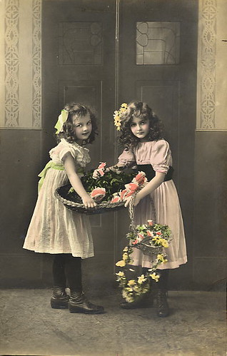 Vintage children free to use in your art only not for sal