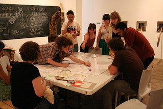 HDMA workshop at Contemporary Museum | by handmaps
