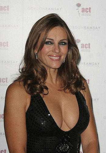 Image Result For Liz Hurley