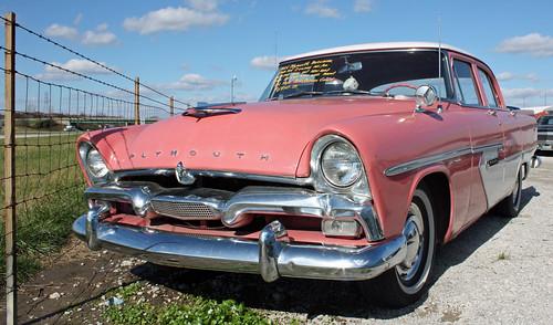 1956 plymouth belvedere 4 door sedan 1 of 7 interested for 1956 plymouth belvedere 4 door