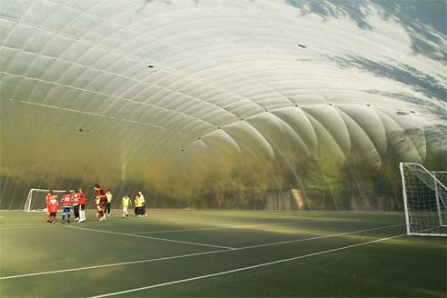 Indoor Football At Center Parcs Longleat Forest Enthusiast Flickr