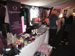 Our stand at the event | by figleaves.com